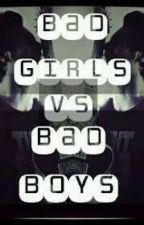 bad boy VS bad girl by ShaunaTimezak1