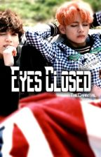 Eyes Closed / VKook /  CZ by TheChantal