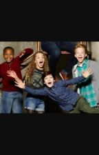 Walk the prank new girl by bluecloud125