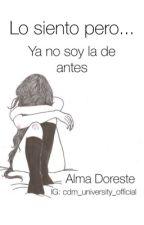 Ya no soy la de antes. CDM (Castiel x Natalia) by Alma264