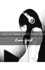 """Emo Gril ~ ,,Moja mała buntowniczka"""" by Oli_ff_ka"""