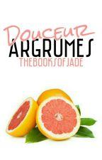 Les Miams - Douceur Agrumes by TheBooksOfJade