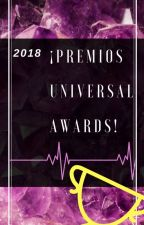 The Universal Awards (ABIERTO)  by UniversalAwards