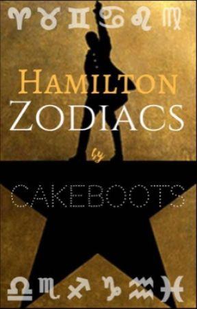 Hamilton Zodiacs by Cakeboots