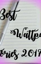 Best Wattpad Stories 2017 by QueenZeinShion