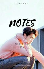 •NOTES [KrAy]  by chxerry-