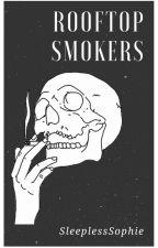 Rooftop Smokers ~ Phan by SleeplessSophie