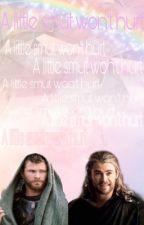 Not Another Chris Hemsworth Fanfic: A Little Smutt Won't Hurt by _heart_breaker13