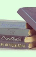Assignments for contests by SaraGrootjen