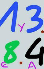 13, 8, 4 TERMINÉ by aliii_shigaraki