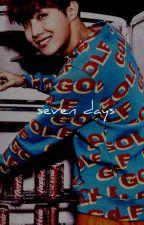 seven days│jjk by taecaty