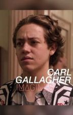 Carl Gallagher Imagines  by totalled