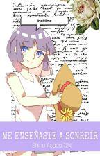 Me enseñaste a sonreír- Inohima by ShinoAsada724
