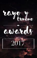 Rayo y Trueno Awards | Cerrado by RayoyTruenoAwards