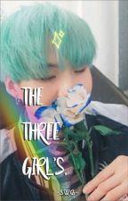 The Three Girl's. ↪ KookV ↗ JimSu↔NamJin by -swagguie-
