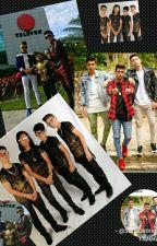 DJT Boys y Índigo by SunaOsorio