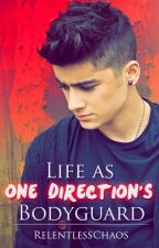 Life As One Direction's Bodyguard by RelentlessChaos