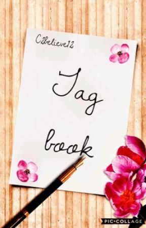 Tag book.  by C2believe12