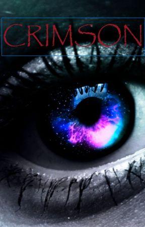Crimson Teardrops by Melissa51331