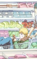 Tapiz en blanco (Naruto: Narusasunaru) by FullbusterFic