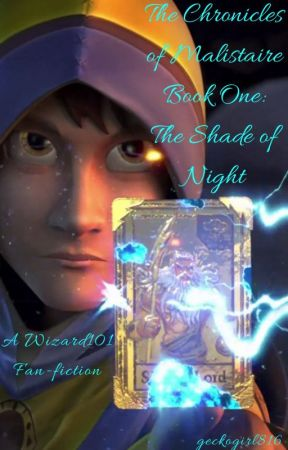 My Name Is Shade.The Chronicles Of Malistaire Book One The Shade Of Night A