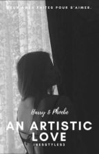 An artistic love - h.s by InesStyles3