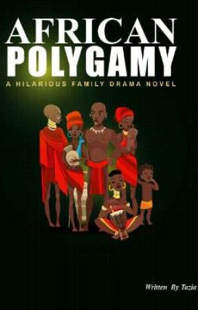 African polygamy by MariskyWhite