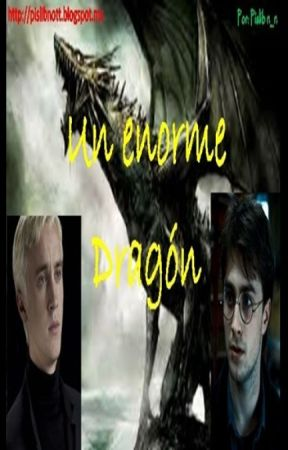 Un enorme Dragón || Harry/Draco || One Shot by LunitaNott