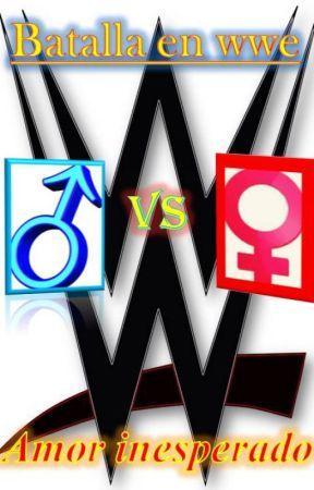 Guerra de en wwe boys vs girl by neocer1
