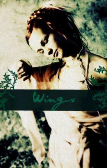 Wings (A Faerie's Tale) by MillsJane