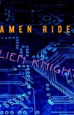 Kamen Rider: Alien Knight  by iamnerdandgeek