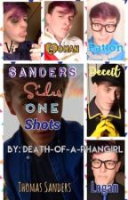 Sanders Sides One Shots: Volume 1 [COMPLETED] by death-of-a-phangirl