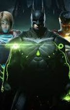 Injustice 2 X Male Kryptonian Reader by OmegaNexus52