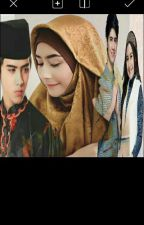 Asmara Cinta Anak Pesantren  by eldrosa