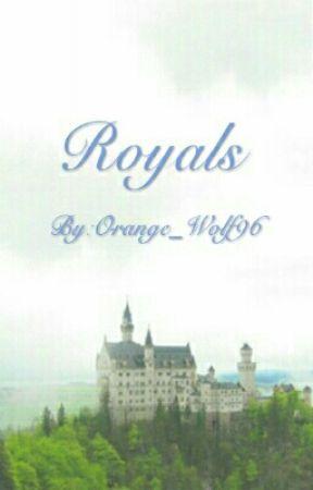 Royals by Orange_Wolf96