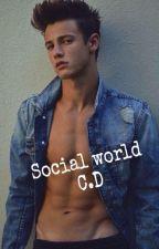 Social world C.D by mistikyyoi