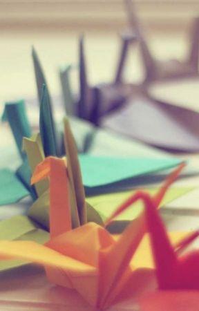 La chica de las cartas de colores by CampoDeLuciernagas