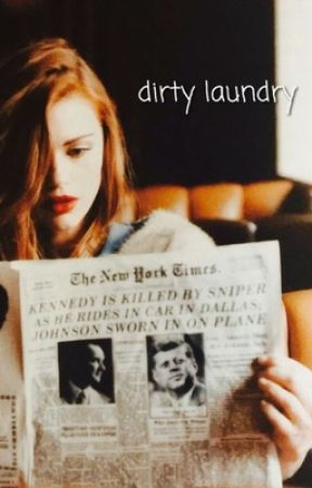 dirty laundry | gif series by rusticbellamy