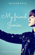 My friend Jimin | Kookmin by mchoran13