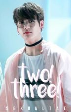 Two! Three! ♡ kth + jjk. by sexualtae