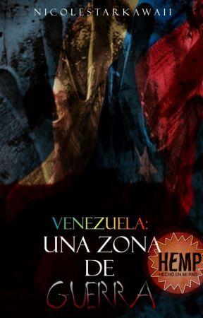 Venezuela: UNA ZONA DE GUERRA. © by NicoleStarKawaii