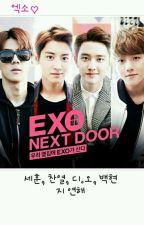 exo next door by rahmadian17