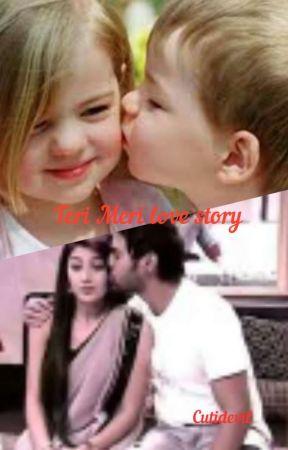 Teri Meri Love story (under Editing)  by Cutidevil