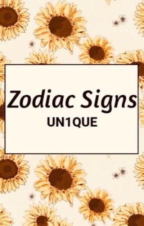 ZODIAC SIGNS by Randomize_Username