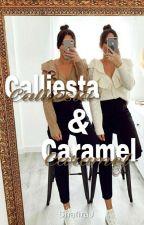 Calliesta & Caramel  by shfrjm
