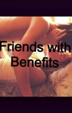 Friends With Benefits by Isabella_1316