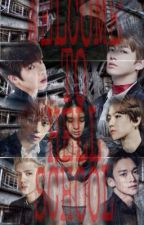 welcome to HELL SCHOOL (Thriller + Romance) by MintCo_com