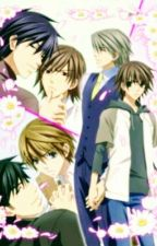 WHATSAPP CHAT JUNJOU ROMANTICA 😏💗 by YunLee00