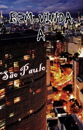 Bem-vinda a São Paulo by vanysm