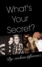 Whats Your Secret? - Diall fanfic by rockme1dforevez